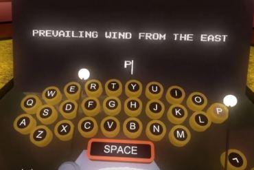 VR drum keyboard