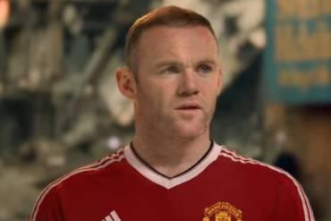 Wayne Rooney X-men