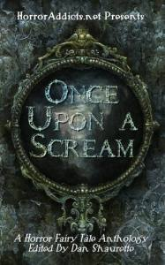 Cover for Once Upon A Scream