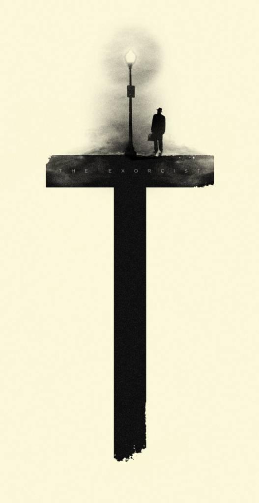 minimalist horror posters