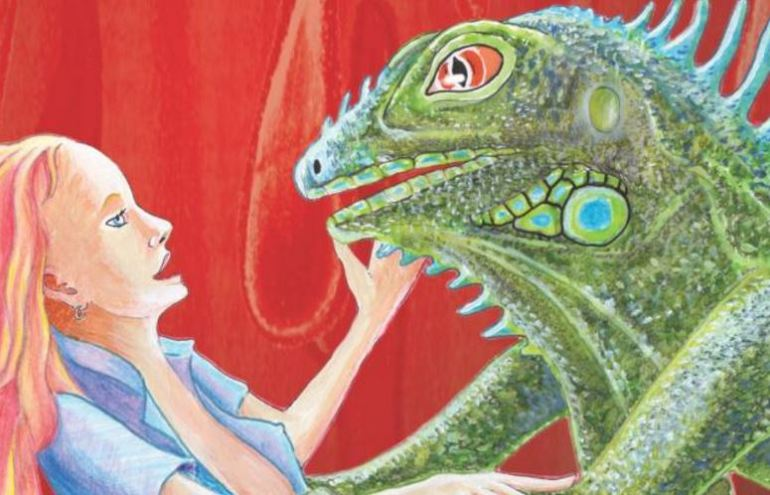 BOOK REVIEW: Tail of the Lizard King/Kaliwood by Adam Mudman ...