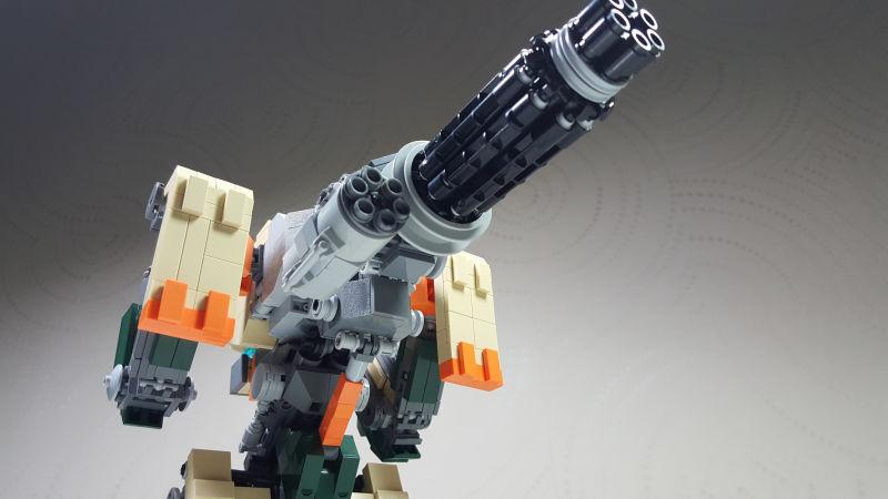 Bastion Lego