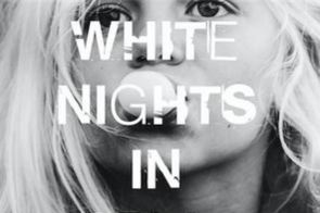 White Nights book