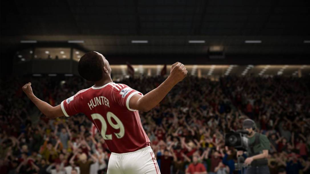 Alex Hunter FIFA 17