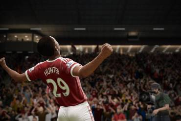 Alex Hunter FIFA 17