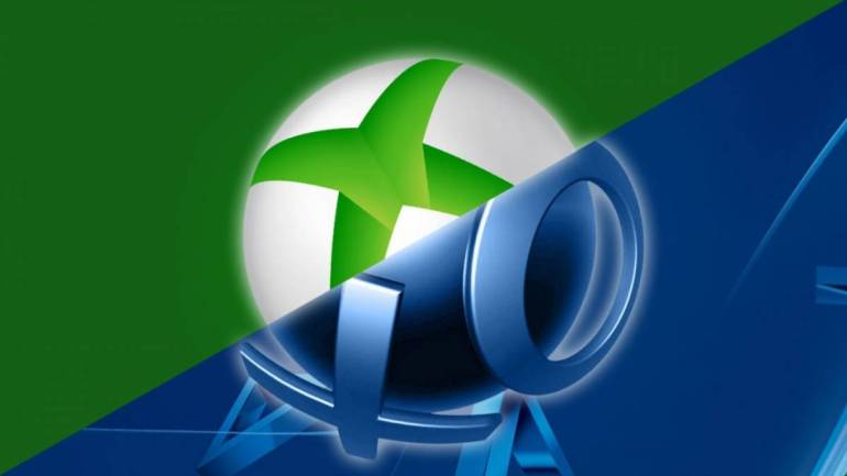 PSN Xbox Live