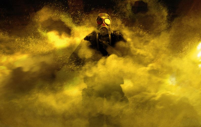 Siege Smoke