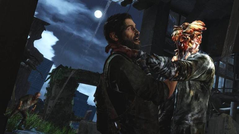 The Last of Us clickers
