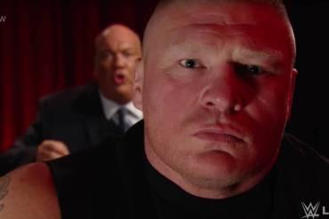 Brock Lesnar and Paul Heyman