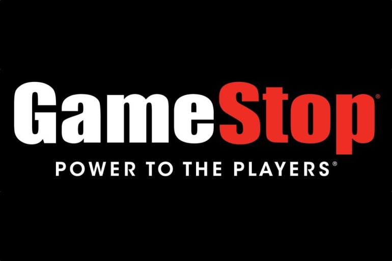 Final GameStop logo