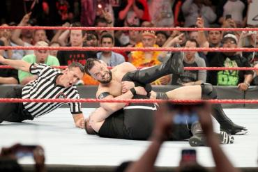 Finn Balor RAW return