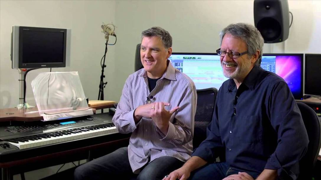 Marty O'Donnell and Michael Salvatori