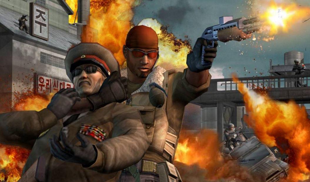 Mercenaries game 1