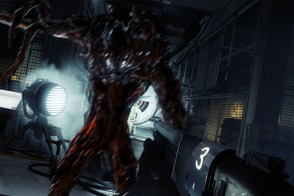 Prey alien