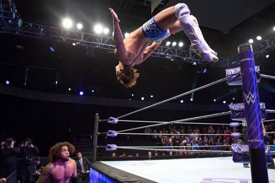 Kota Ibushi in the Cruiserweight Classic