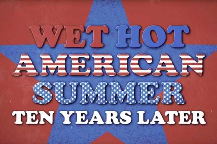 Wet Hot American Summer Ten Years Later Logo