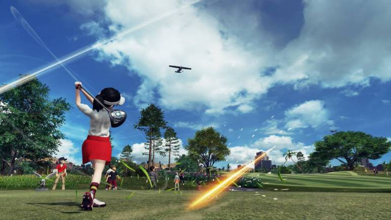 Everybody's Golf PS4 review