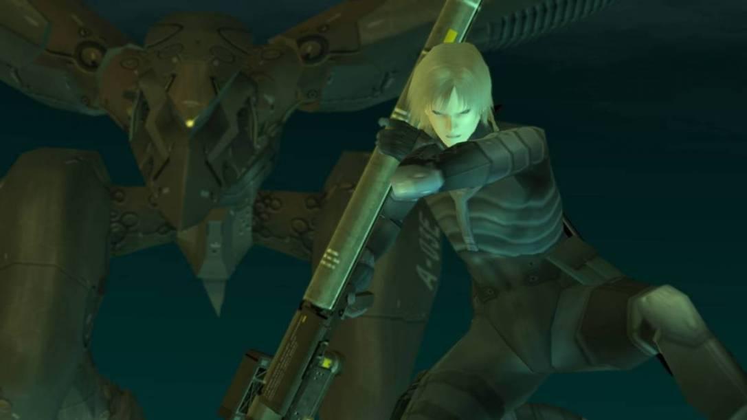 Metal Gear Solid 2 1