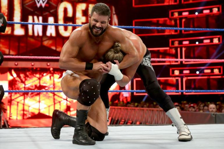 Bobby Roode Hell In A Cell
