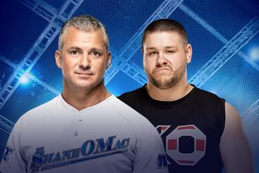 KO Shane McMahon