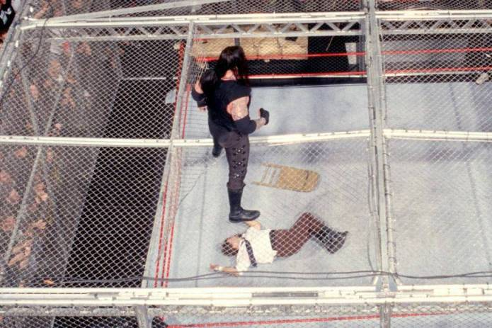 Mick Foley Hell In A Cell