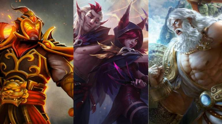 A Beginner's Guide to MOBAs: Best Games, Terminology & More