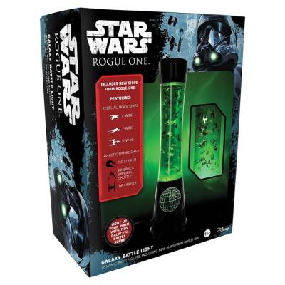 Star Wars gift idea: Rogue One lava lamp