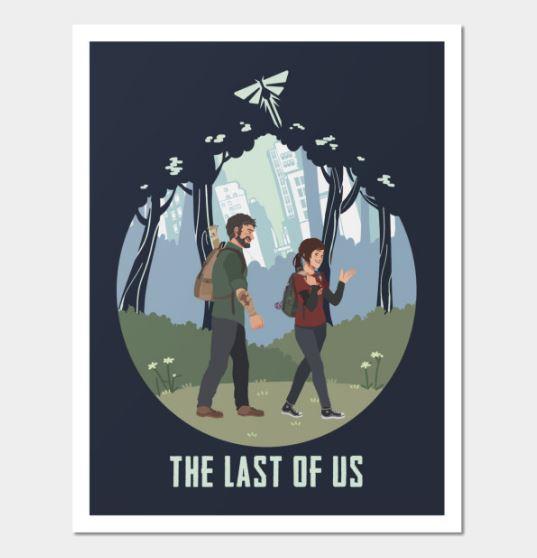 The Last of Us art prints