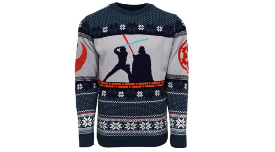 Vault Tec Christmas Sweater.15 Of The Best Nerdy Christmas Sweaters Cultured Vultures