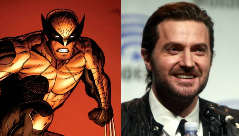 Richard Armitage and Wolverine