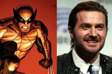 Richard Armitage and Wolverine