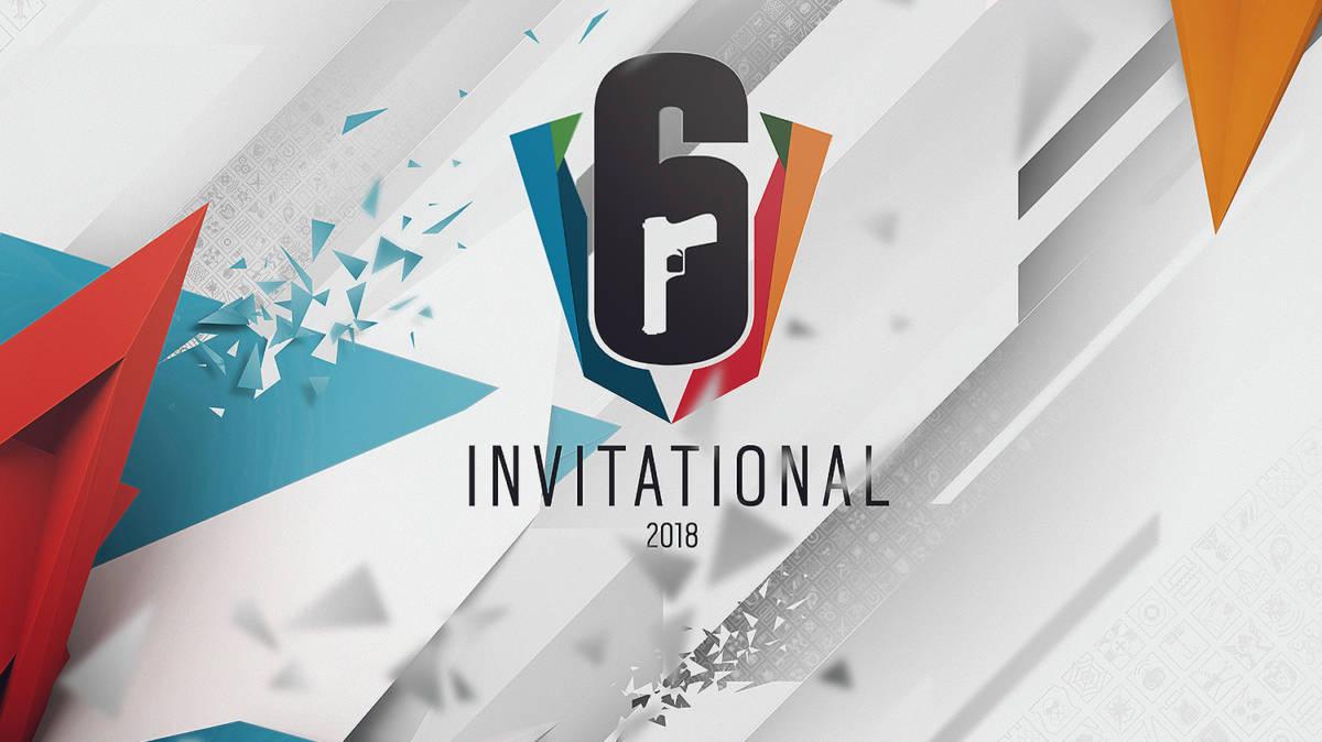 Rainbow Six Siege S Six Invitational 2018 Day One Of The Main
