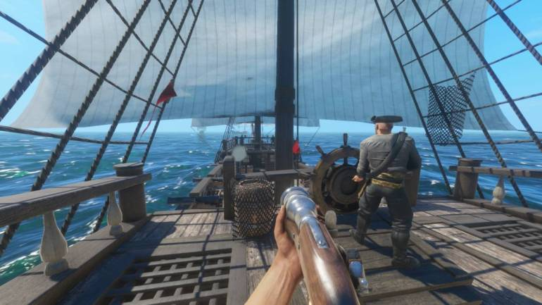 Blackwake game