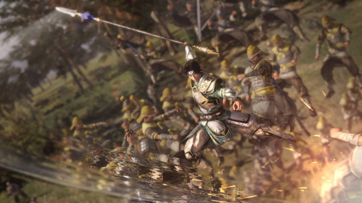 Dynasty Warriors 9 (Xbox One) REVIEW - A Change For the Worse
