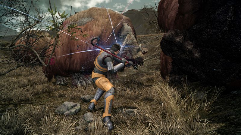 Final Fantasy 15 Gordon Freeman