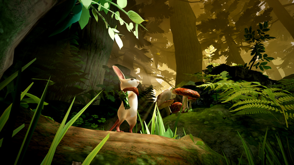 Moss PS VR