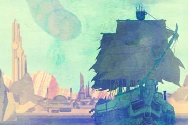 Sajan Rai ship artwork