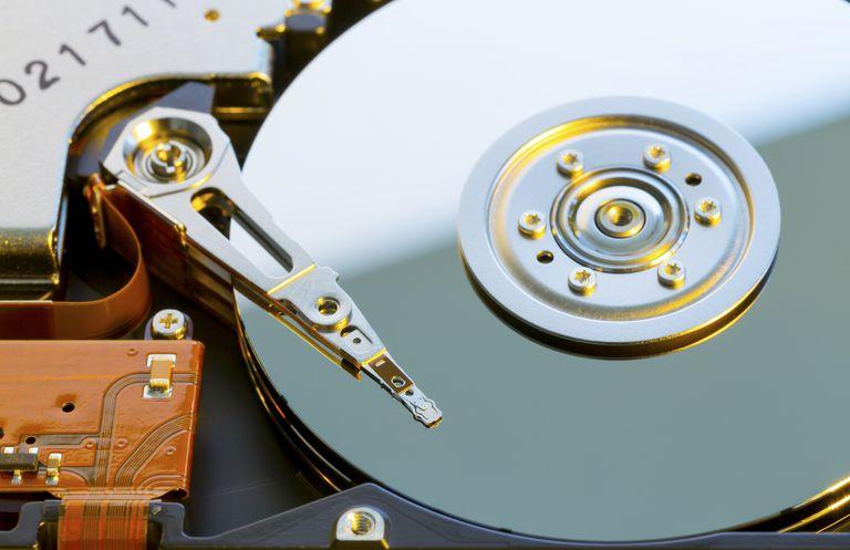 Disc Drive