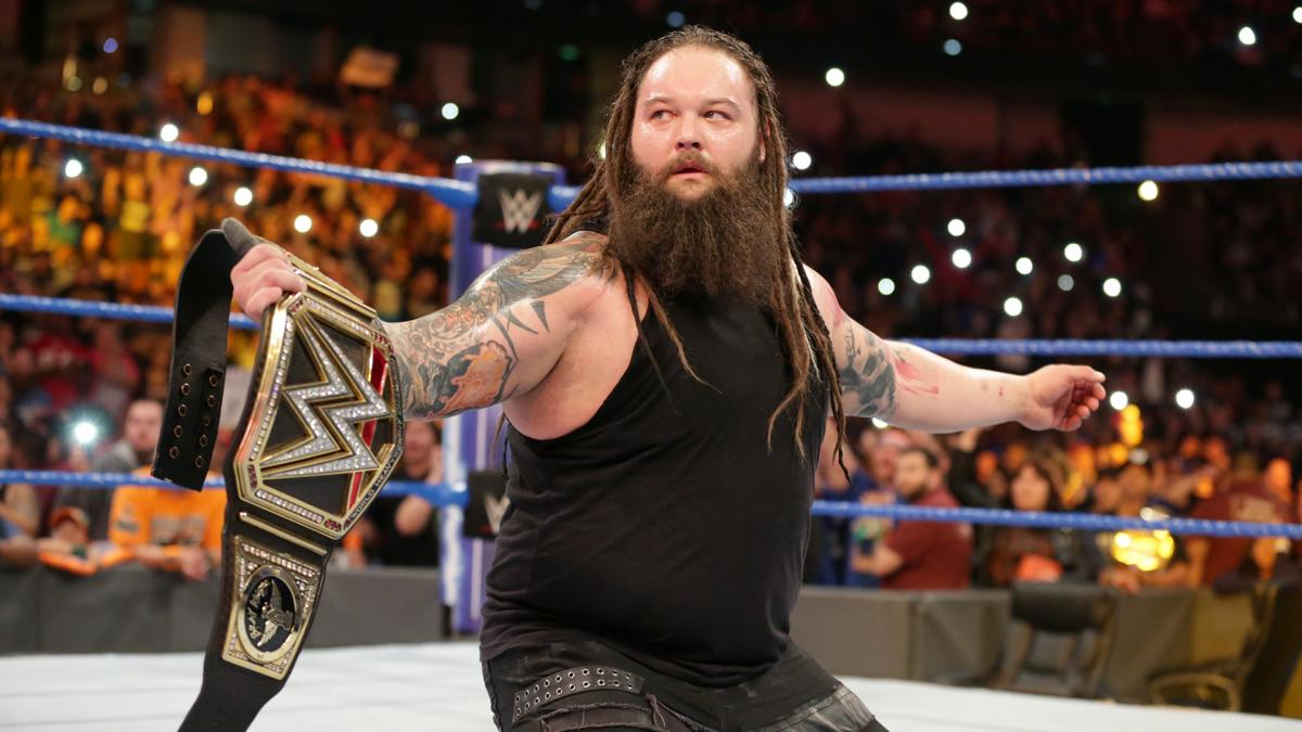 Bray Wyatt: From WWE Champion to Deleted Jobber | Cultured Vultures