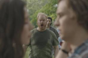 Jim Gaffigan in You Can Choose Your Family.