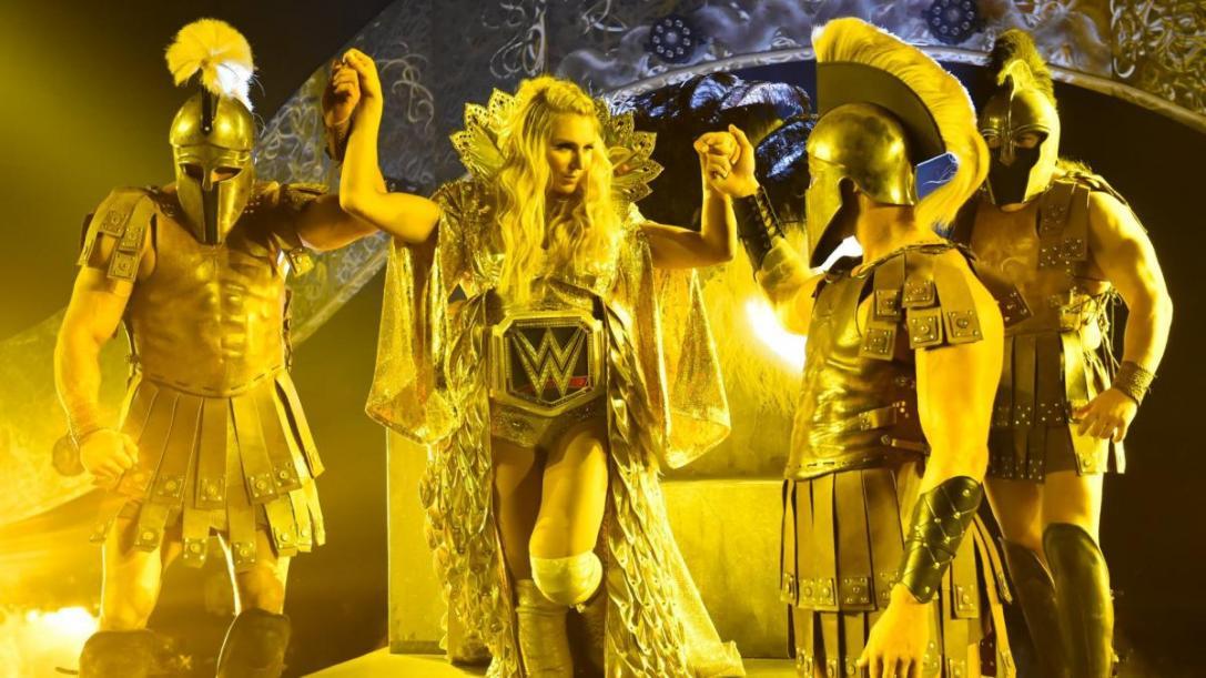 WrestleMania 34 Charlotte