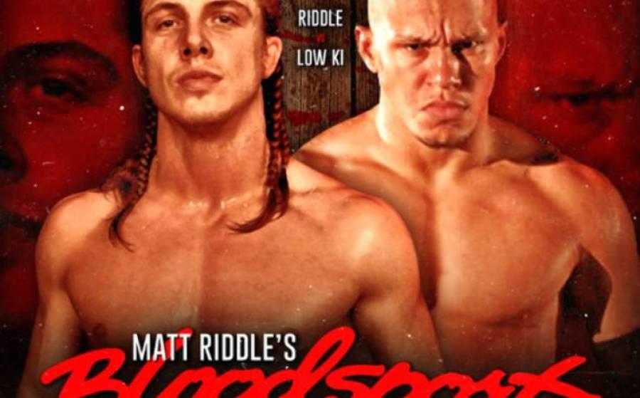 Matt Riddle Bloodsport