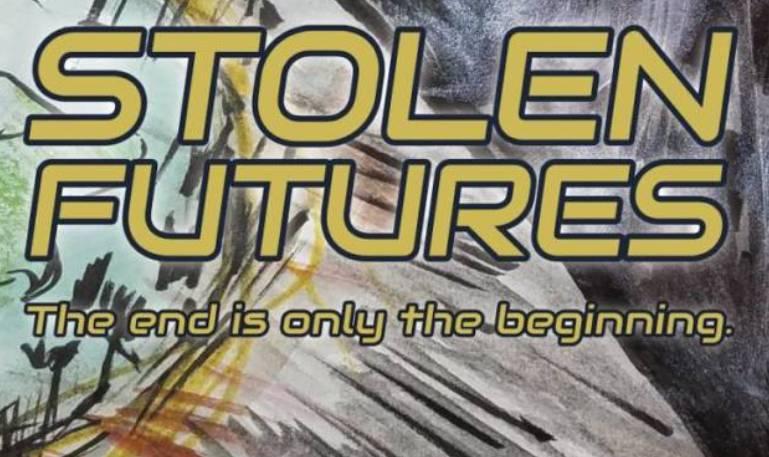 Stolen Futures book