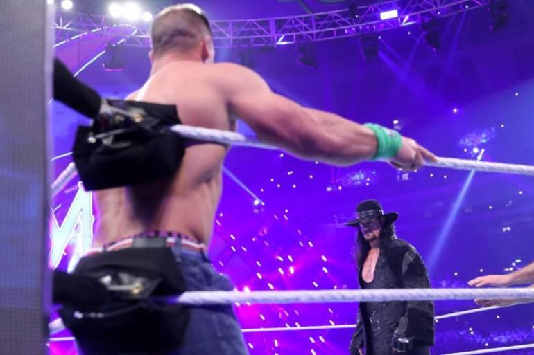 The Undertaker WrestleMania 34