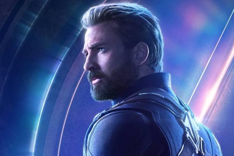 Infinity War Captain America