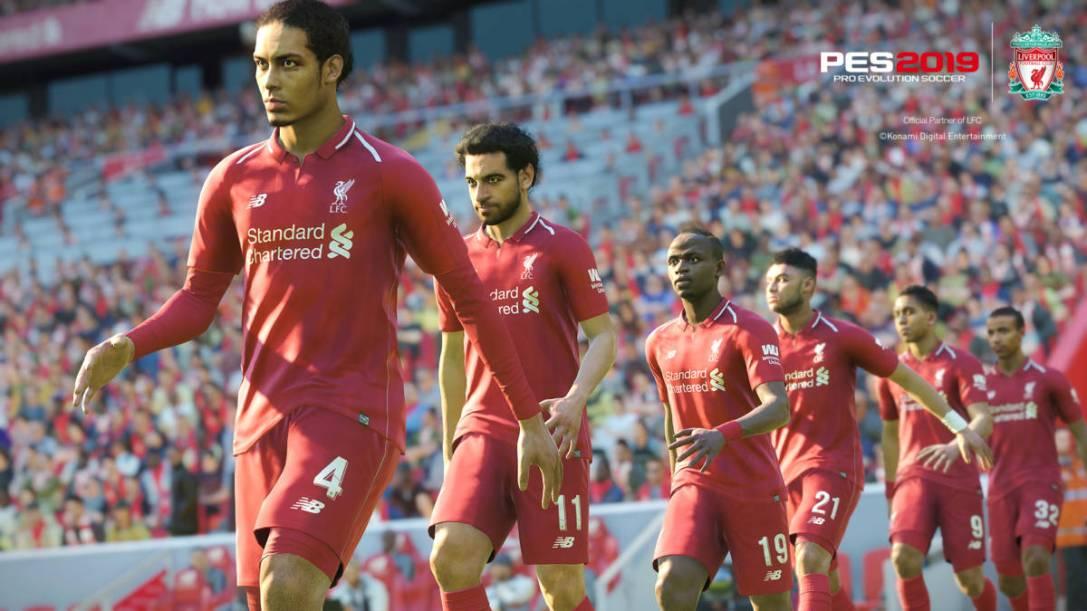PES 2019 Liverpool FC