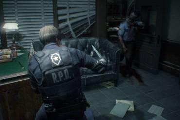 Resident Evil 2 remake 10