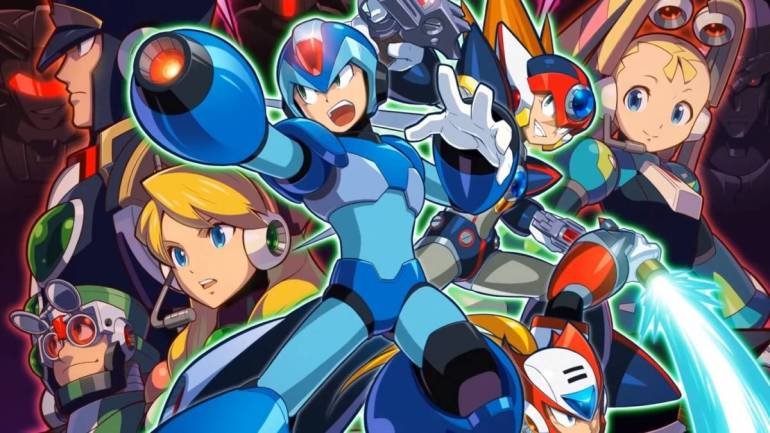 Mega Man X Legacy Collection 1 & 2 (Xbox One) REVIEW