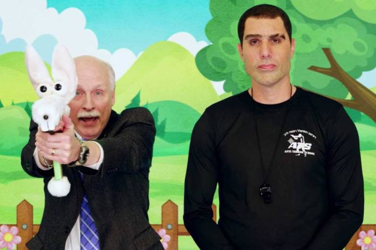 who is america? sacha baron cohen