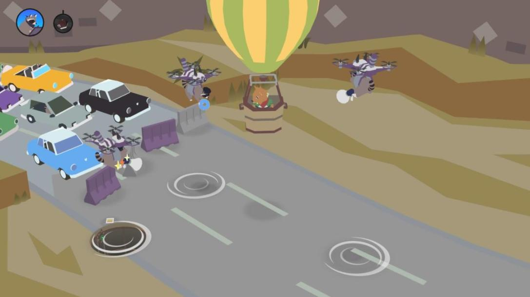 Donut County PS4